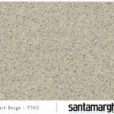 Столешница из камня SantaMargherita Quartz Contract Beige T502